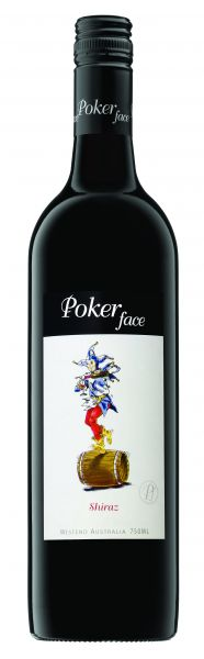 2018, Calabria Family Wines - Poker Face Shiraz, 14 % Vol., Australien